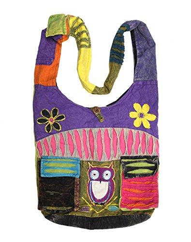 KayJayStyles Hippie Sling Cross Pocket product image