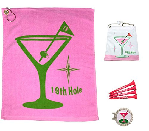 Giggle Golf 19th Hole Par product image