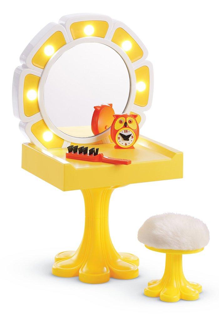 Amazon: American Girl Julie's Daisy Vanity Set: Toys & Games