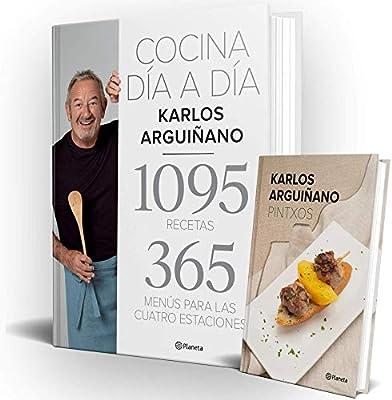 Pack TC Cocina día a día (Planeta Cocina): Amazon.es: Arguiñano ...