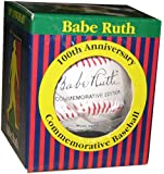 100th Anniversary Babe Ruth Commemorative Baseball