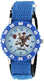 Disney Kids' W000061 Toy Story 3''Time Teacher'' Woody & Jessie Stainless Steel Watch With Nylon Band