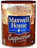 MAXWELL HOUSE Cappuccino Fer 280g - Lot de 3 (env. 54 tasses)