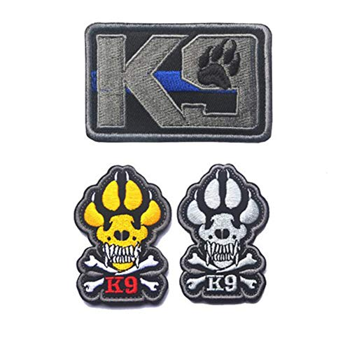 SOUTHYU 3 Pieces K9 Service Dog Tactical Morale Patch for sale  Delivered anywhere in Canada