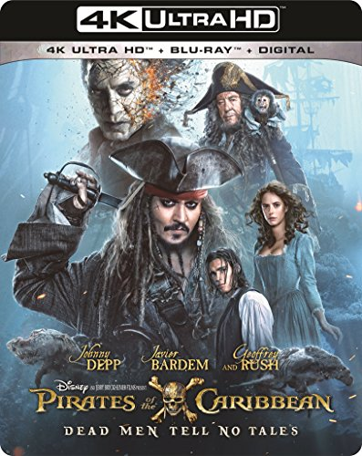 Pirates Of The Caribbean: Dead Men Tell No Tales [Blu-ray] (Henry Turner Pirates Of The Caribbean Actor)