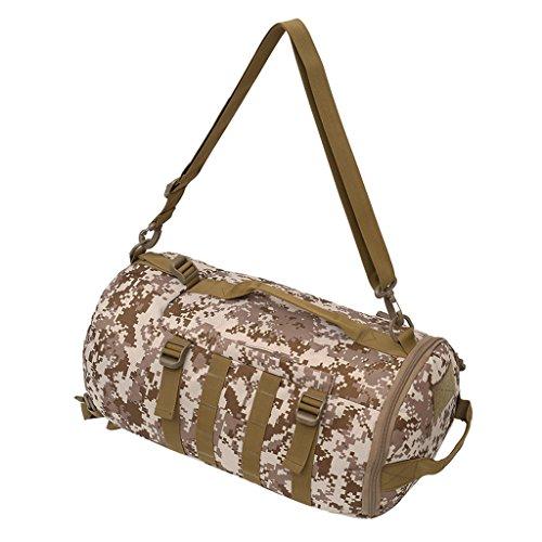 bag with iEnjoy Shoulder cm 43x26x17 camouflage color 4zw61qw