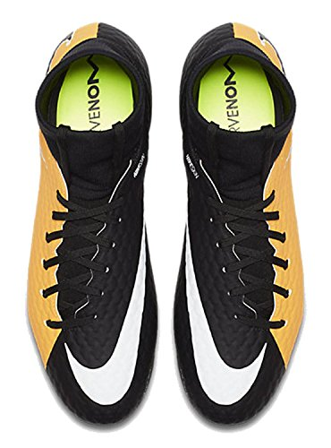 Nike Herren Hypervenom Phelon 3 DF FG Fußballschuhe hazer orange
