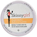 Skinnygirl Green Tea, Peach Bellini, 24 Count