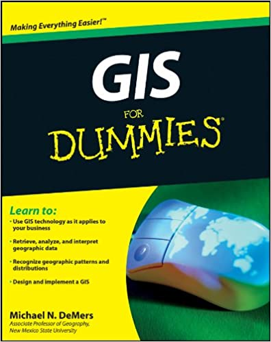 Gis for dummies michael n demers ebook amazon fandeluxe Gallery