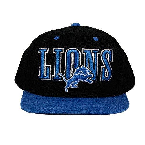 Detroit Lions Layered Snapback Cap