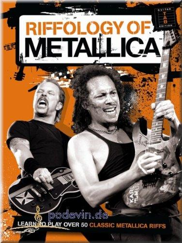 Riff Technology of Metallica - Guitarra oten Partituras: Amazon.es ...
