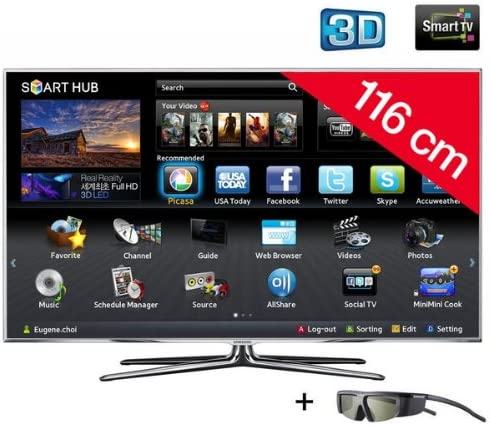 Samsung D8000 Smart 46