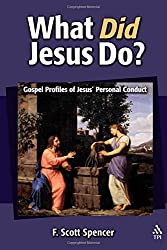 What Did Jesus Do?: Gospel Profiles of Jesus' Personal Conduct