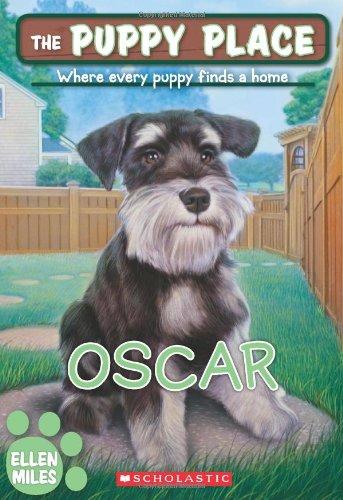 Schnauzer Puppies (The Puppy Place #30: Oscar)