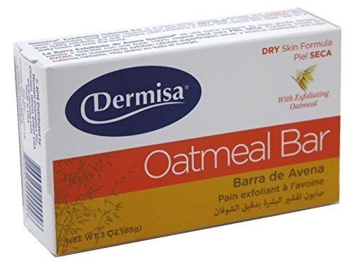 DERMISA Dermisa Soap Exfoliating Oatmeal 3oz (Dermisa Exfoliating Oatmeal)