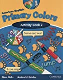 American English Primary Colors 2 Activity Book