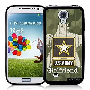 Cool Painting Galaxy S4 Case - S IV Case - Shawnex US Army Girlfriend Camo Samsung Galaxy i9500 Case Snap On Case