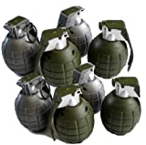 [Army] Army Lot of 8 Kids Toy B / o Grenades for Pretend Play 412463 [parallel import goods]