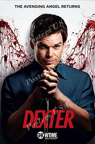 dexter tv poster
