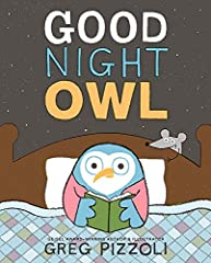 Owl is ready for bed. But as soon as he settles in, he hears a strange noise. He'll never get to sleep unless he can figure out what's going on!            He looks everywhere-in his cupboard, underneath the floorboards-even in his walls. But...