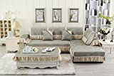 The Original Sofa cushion Reversible Couch Slipcover Furniture Protector soft Exquisite tassel and comfortable Plush sofa and window cushion towel custom