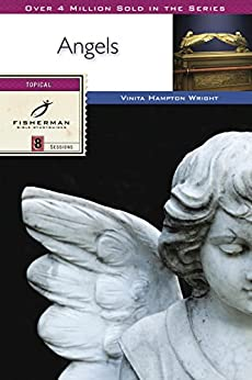 Angels (Fisherman Bible Studyguides) by [Wright, Vinita Hampton]
