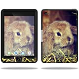 MightySkins Protective Vinyl Skin Decal for Lifeproof Apple iPad Mini 4 Case nuud Case wrap Cover Sticker Skins Barn Bunny