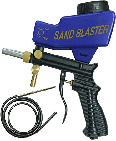 runnerequipment /Soda Blaster Media Kit Pistolet /à Sable soufflant pour sableuses 18 onces