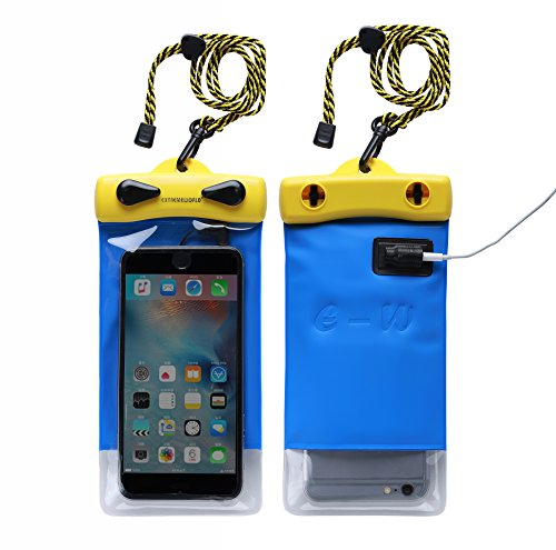 Dry Bag TPU Waterproof Case Bag With Headset For iPhone 5 iPhone 6 6S 6 plus (3.9