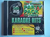 ANON The Ultimate Party Pack Karaoke CD Three