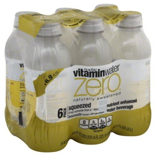 vitamin water zero 6 pack - 6