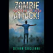 Master of the Dead: Zombie Attack!, Book 4 | Devan Sagliani