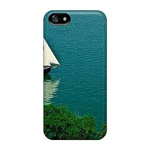 New Style Jasoneyk Hard Case Cover For Iphone 5/5s- Sailing Seneca