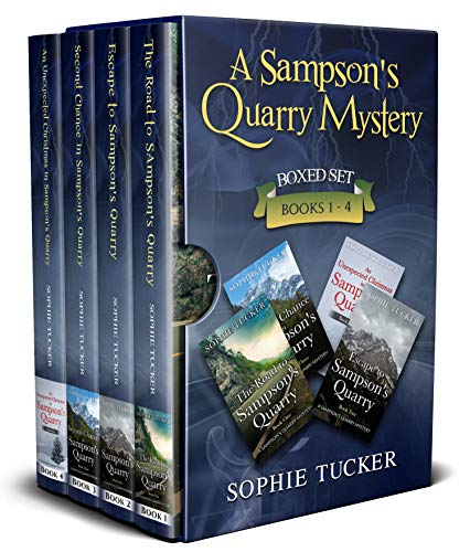 - A Sampson's Quarry Mystery Boxed Set - Books 1 - 4