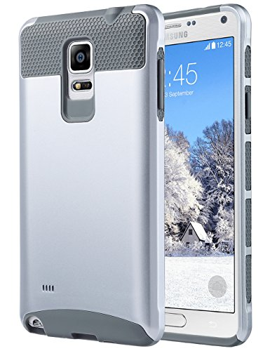 Cheap Cases Note 4 Case, Galaxy Note 4 Case,ULAK Knox Armor Slim Dual Layer..