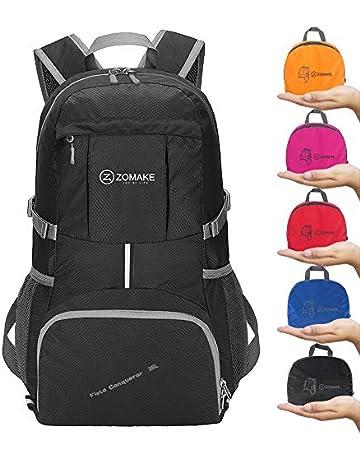 ZOMAKE Ultra Lightweight Hiking Backpack 69efc9dd8b31f