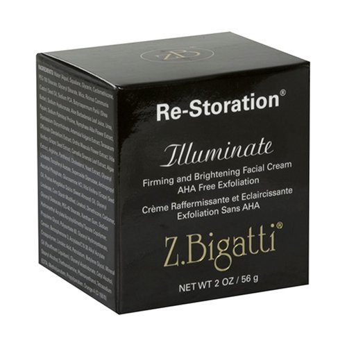 Z. Bigatti Re-Storation Illuminate Firming and Brightening Facial Cream