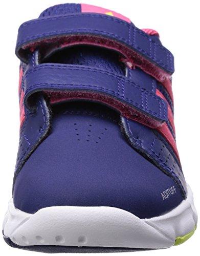 Adidas - Bts Class 4 CF K - Couleur: Bleu marine-Rose - Pointure: 31.0