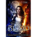 In the Blood (Realm Watchers Book 2): A Veil Witch Urban Fantasy