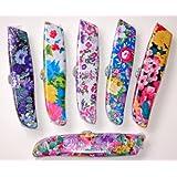 1 Ladies Flower Floral Box Cutter Utility Knife Razor Blade