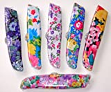 1 Ladies Flower Floral Box Cutter Utility Knife