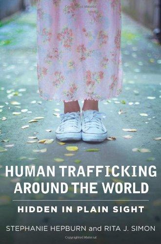 Human Trafficking Around the World: Hidden in Plain Sight