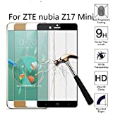 zte nubia mini - [3-Pack]-ZTE Nubia Z17 mini Glass Tempered ZTE Nubia Z17 mini Screen Protector Film Cover For ZTE Z17mini Tempered Glass 5.2 inch Hongkuzhi