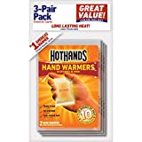 Hothands Hand Warmers (3 pairs)