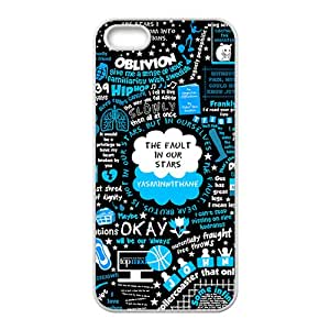 HGKDL Life motto Cell Phone Case for Iphone 5s