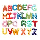 1 Set/26 Alphabet A-Z Magnetic Fridge Baby Toys Education Practical Delicate Learning Kids Cute