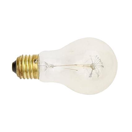 Amazon.com : Antique Retro Vintage 40W 220V Edison Light Bulb E27 Incandescent Bulbs Filament Bulb Edison Lamp Miniature Bulb Edison Bombilla : Everything ...
