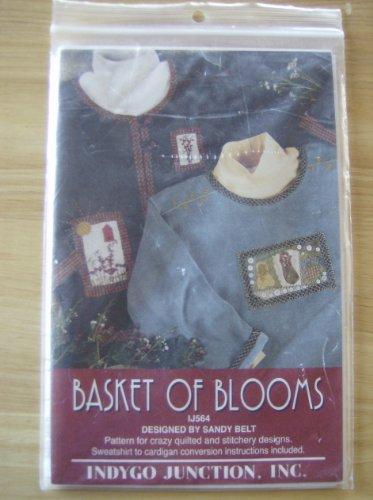 Basket of Blooms Indygo Junction Inc IJ564