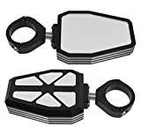 ModQuad CA-SIDE1-BLK Side Mirrors - Black