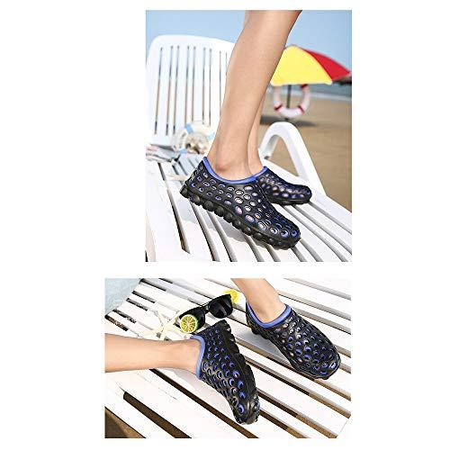 Quick Shoes Unisex Scarpe Beach Summer atletici giardino Blue Sandali piedi a Water da Dry nudi tdfwr8nqf